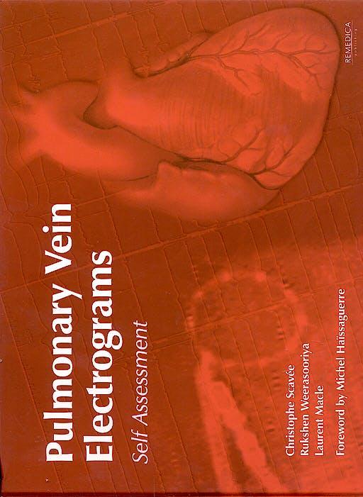 Portada del libro 9781901346558 Pulmonary Vein Electrograms. Self Assessment