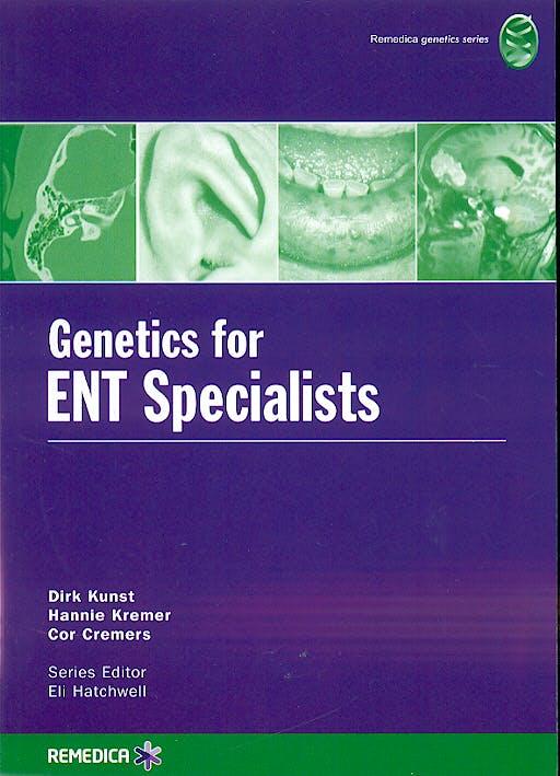 Portada del libro 9781901346640 Genetics for Ent Specialists