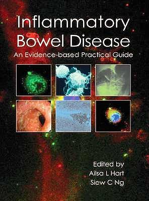 Portada del libro 9781903378823 Inflammatory Bowel Disease: An Evidence-Based Practical Guide