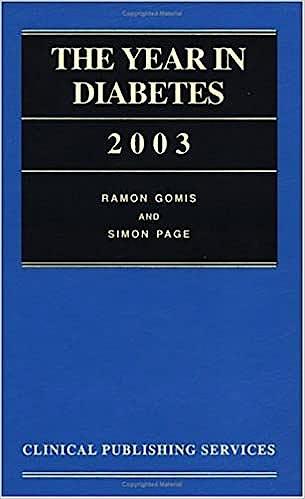 Portada del libro 9781904392026 The Year in Diabetes 2003