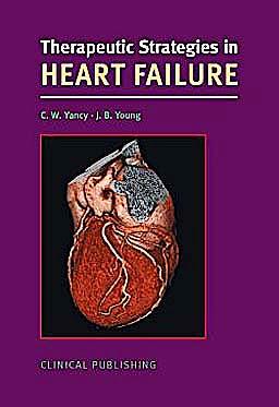 Portada del libro 9781904392408 Therapeutic Strategies in Heart Failure