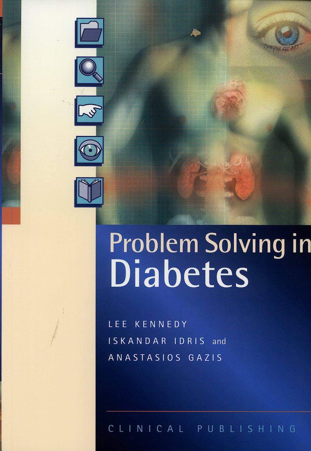 Portada del libro 9781904392613 Problem Solving in Diabetes