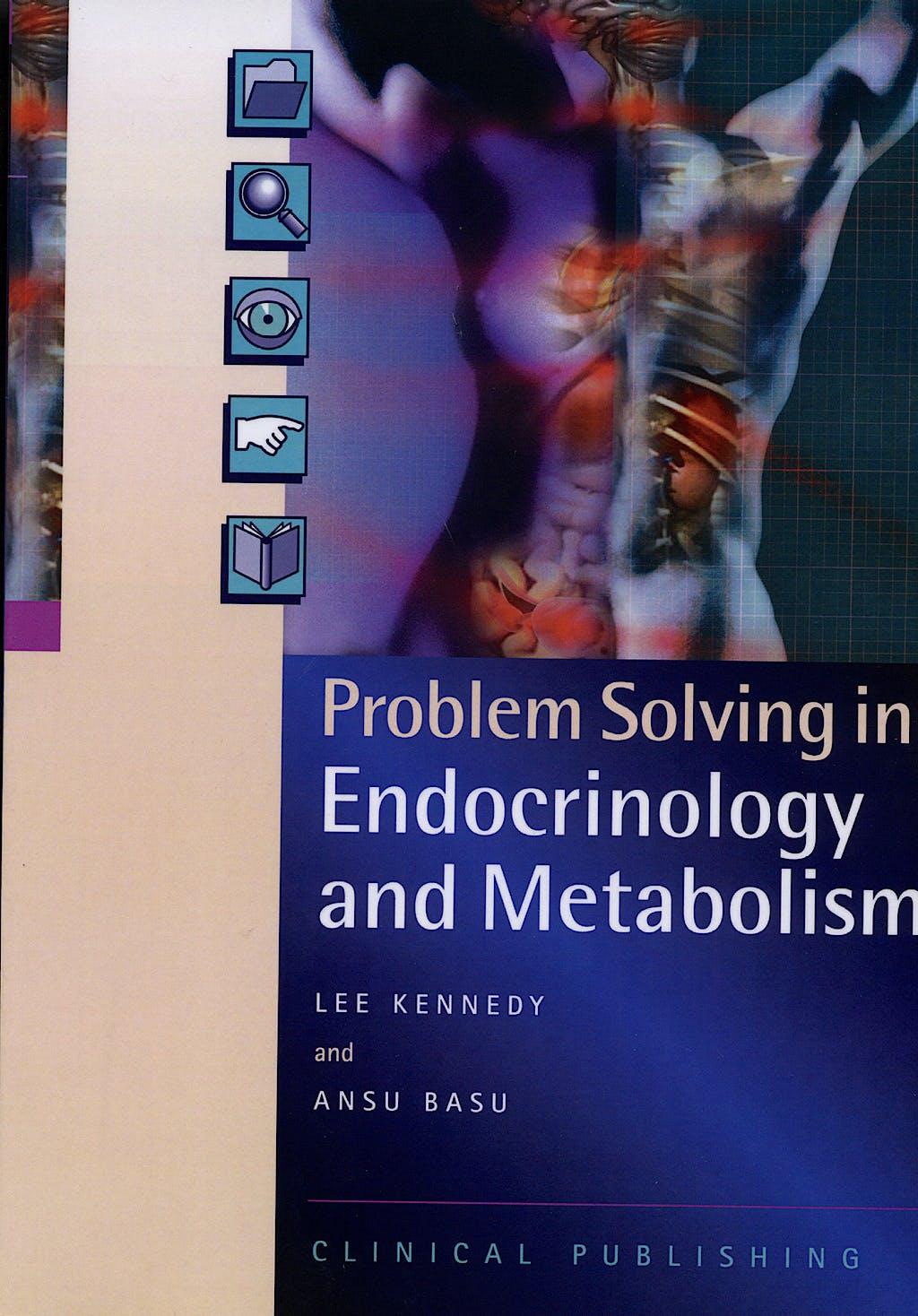 Portada del libro 9781904392798 Problem Solving in Endocrinology and Metabolism