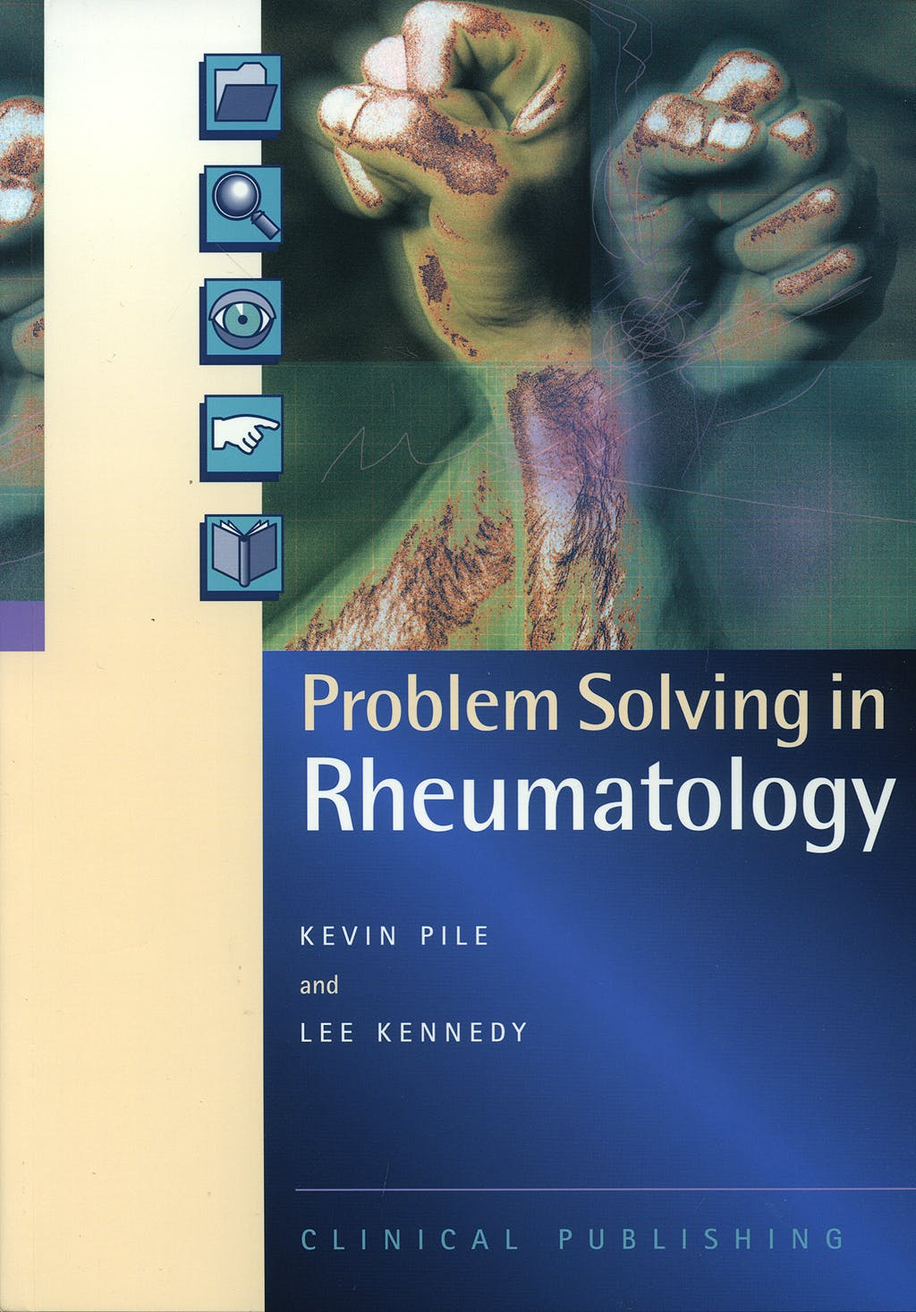 Portada del libro 9781904392859 Problem Solving in Rheumatology