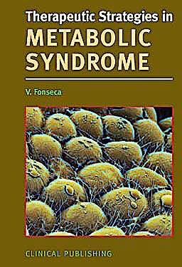 Portada del libro 9781904392996 Therapeutic Strategies in Metabolic Syndrome