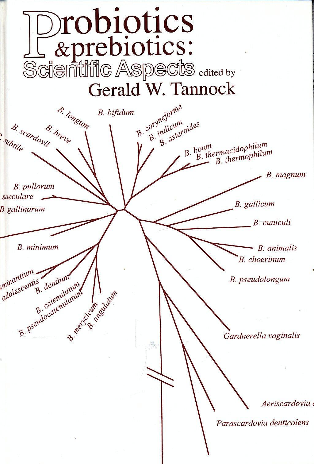 Portada del libro 9781904455011 Probiotics and Prebiotics. Scientific Aspects
