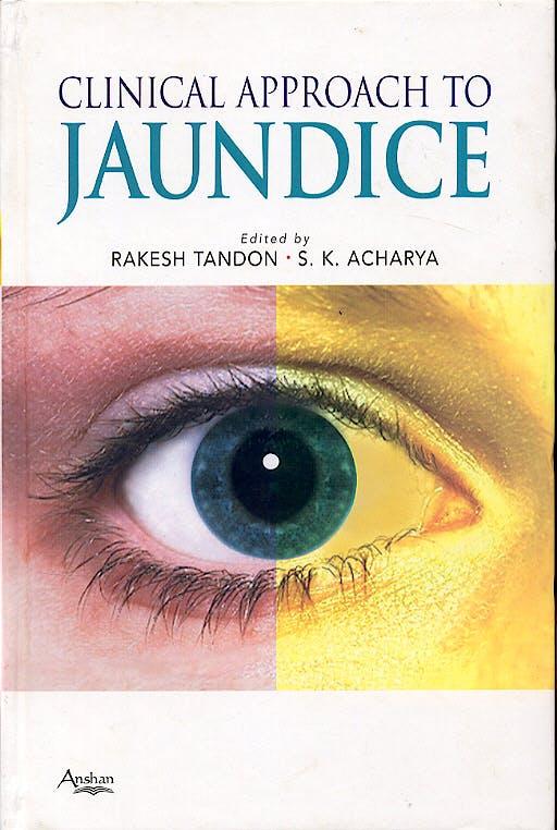 Portada del libro 9781904798095 Clinical Approach to Jaundice