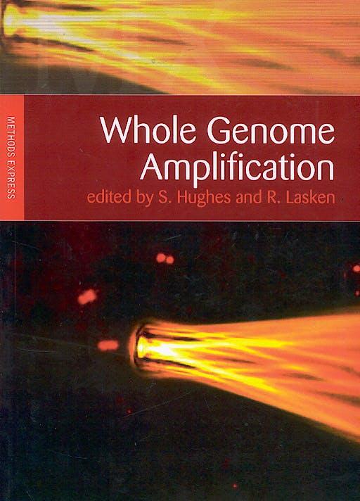 Portada del libro 9781904842071 Whole Genome Amplification