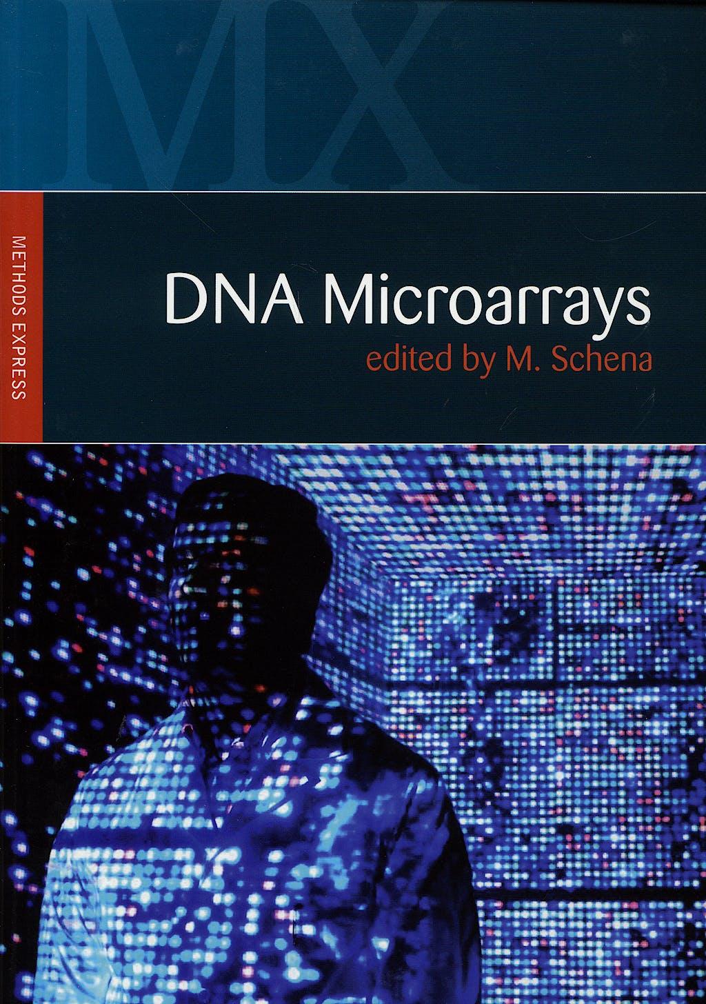 Portada del libro 9781904842156 Dna Microarrays