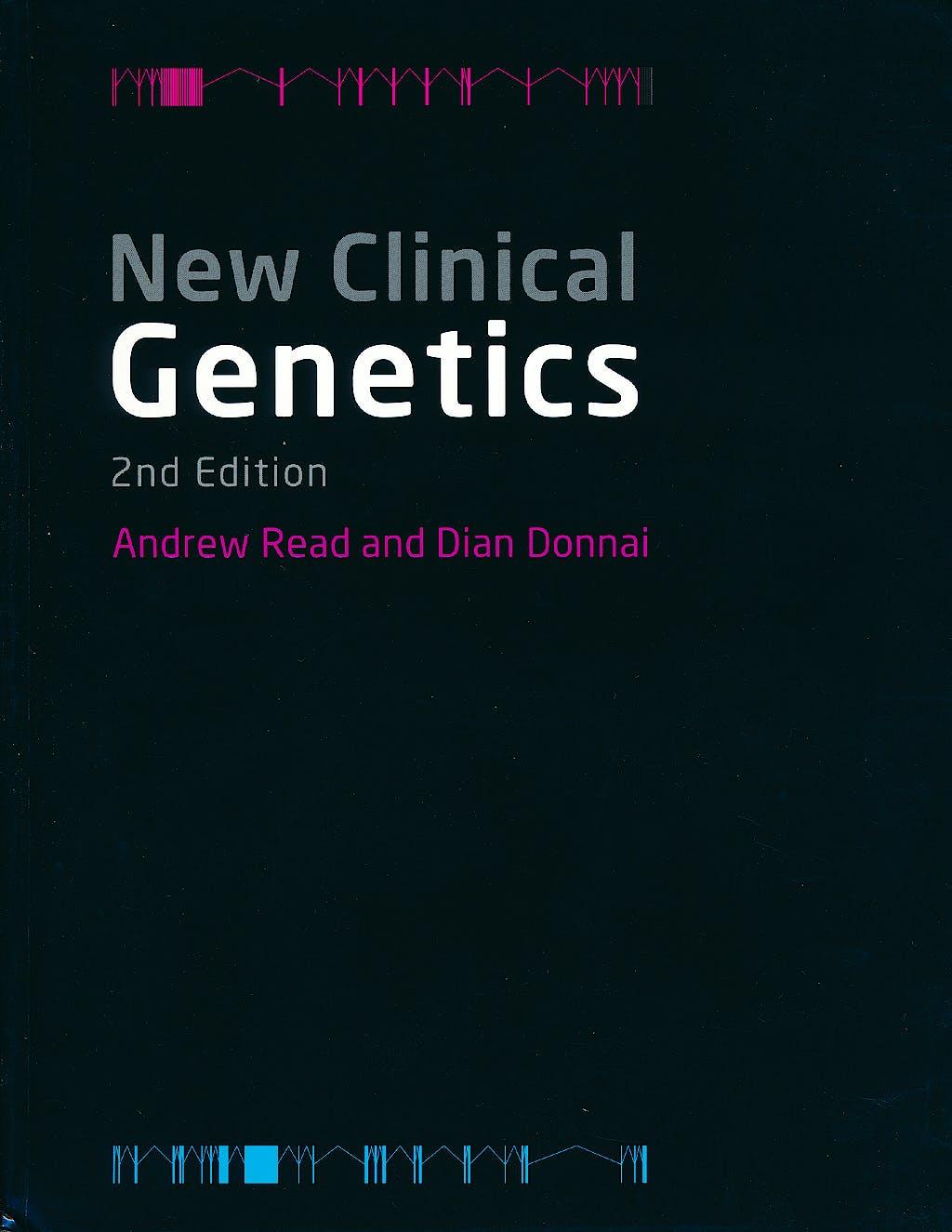 Portada del libro 9781904842804 New Clinical Genetics