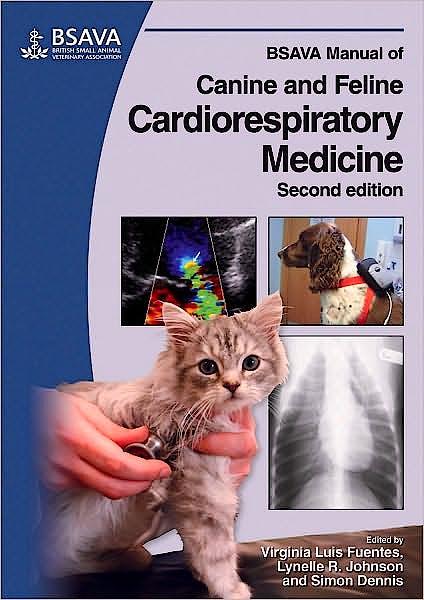 Portada del libro 9781905319121 BSAVA Manual of Canine and Feline Cardiorespiratory Medicine