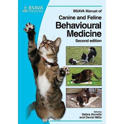 Portada del libro 9781905319152 BSAVA Manual of Canine and Feline Behavioural Medicine