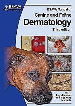 Portada del libro 9781905319275 BSAVA Manual of Canine and Feline Dermatology