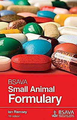 Portada del libro 9781905319336 Bsava Small Animal Formulary