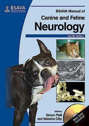 Portada del libro 9781905319343 Bsava Manual of Canine and Feline Neurology