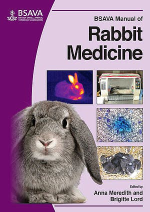 Portada del libro 9781905319497 Bsava Manual of Rabbit Medicine