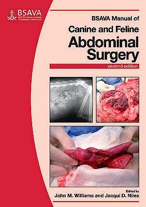 Portada del libro 9781905319626 BSAVA Manual of Canine and Feline Abdominal Surgery