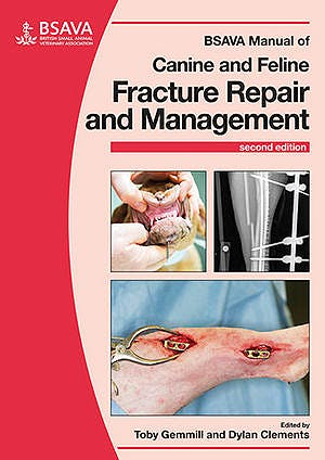 Portada del libro 9781905319688 BSAVA Manual of Canine and Feline Fracture Repair and Management