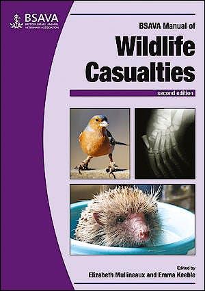Portada del libro 9781905319800 Bsava Manual of Wildlife Casualties