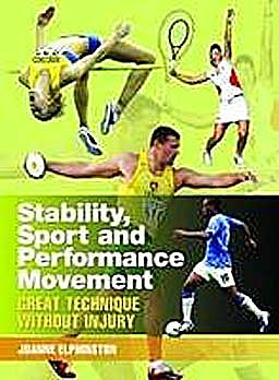 Portada del libro 9781905367092 Stability Sport & Performance Movement: Great Technique without Injury
