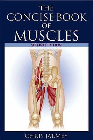 Portada del libro 9781905367115 The Concise Book of Muscles