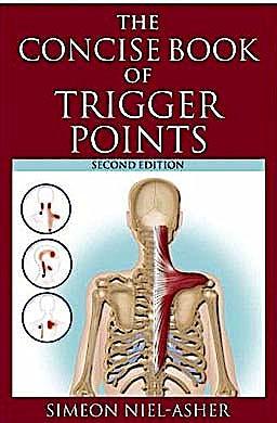 Portada del libro 9781905367122 The Concise Book of Trigger Points