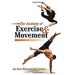 Portada del libro 9781905367177 The Anatomy of Exercise and Movement