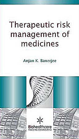 Portada del libro 9781907568480 Therapeutic Risk Management of Medicines