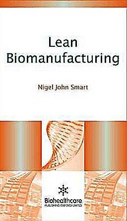 Portada del libro 9781907568787 Lean Biomanufacturing