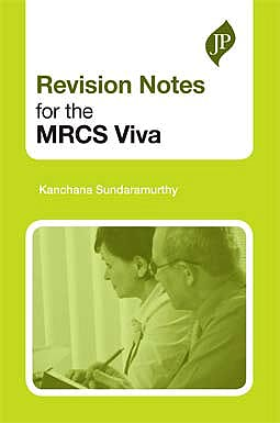 Portada del libro 9781907816017 Revision Notes for the Mrcs Viva