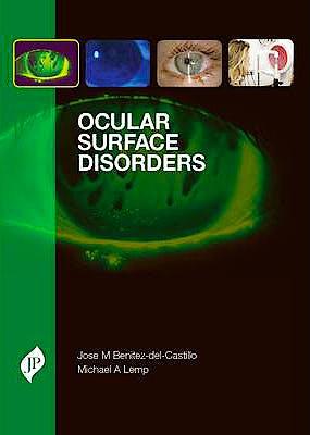 Portada del libro 9781907816314 Ocular Surface Disorders