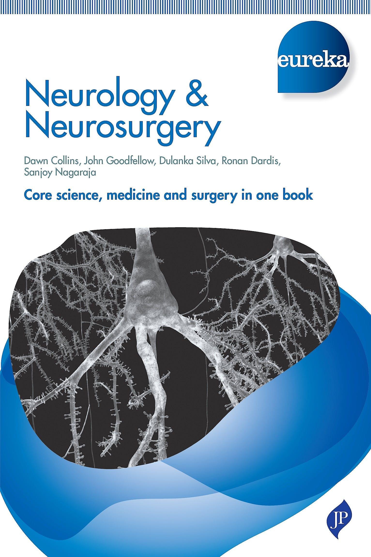 Portada del libro 9781907816741 Eureka: Neurology and Neurosurgery