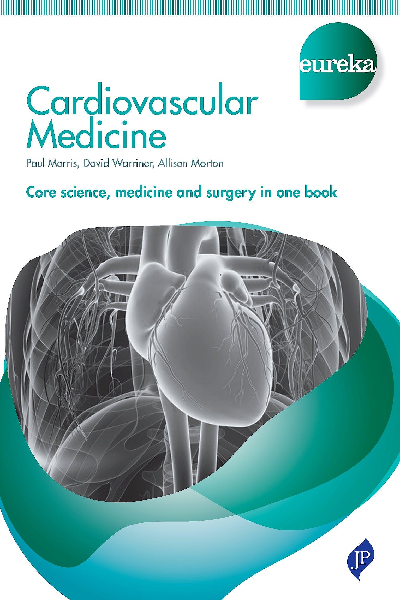 Portada del libro 9781907816826 Eureka: Cardiovascular Medicine