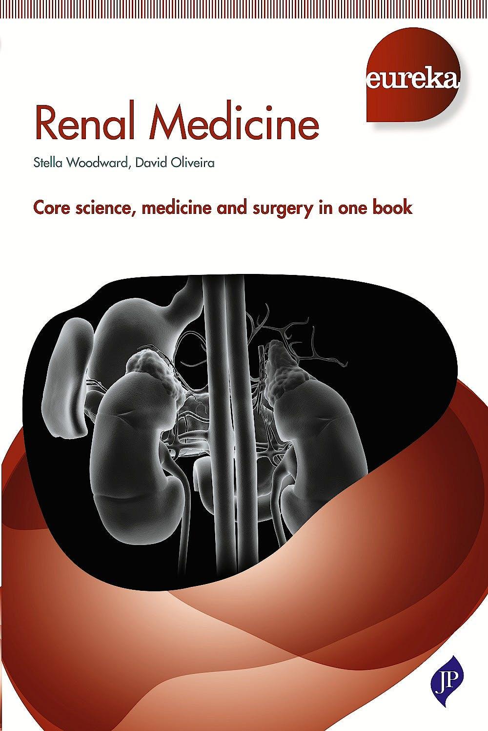 Portada del libro 9781907816956 Eureka: Renal Medicine