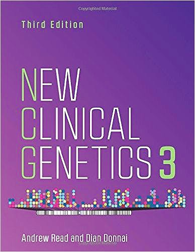 Portada del libro 9781907904677 New Clinical Genetics