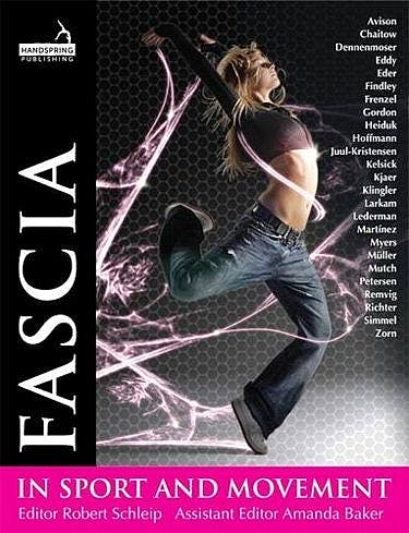Portada del libro 9781909141070 Fascia in Sport and Movement