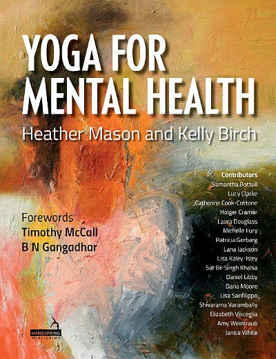 Portada del libro 9781909141353 Yoga For Mental Health