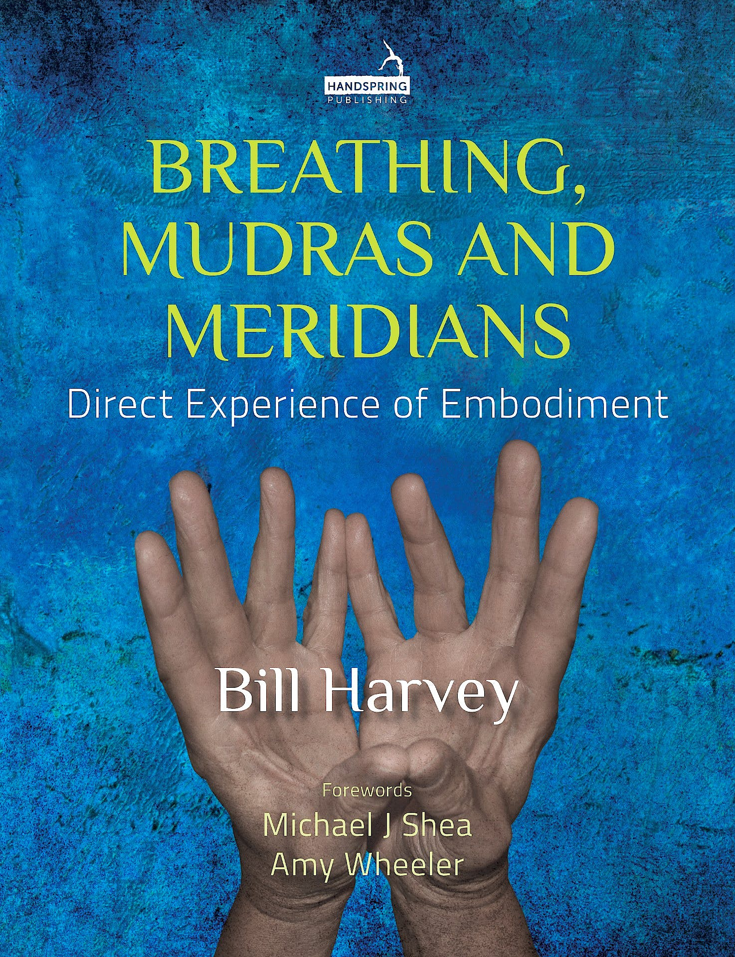 Portada del libro 9781909141865 Breathing, Mudras and Meridians. Direct Experience of Embodiment