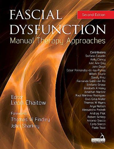 Portada del libro 9781909141940 Fascial Dysfunction. Manual Therapy Approaches