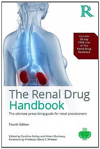 Portada del libro 9781909368941 The Renal Drug Handbook. the Ultimate Prescribing Guide for Renal Practitioners + Online Access