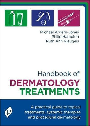 Portada del libro 9781909836211 Handbook of Dermatology Treatment. a Practical Guide to Topical Treatments, Systemic Therapies and Procedural Dermatology