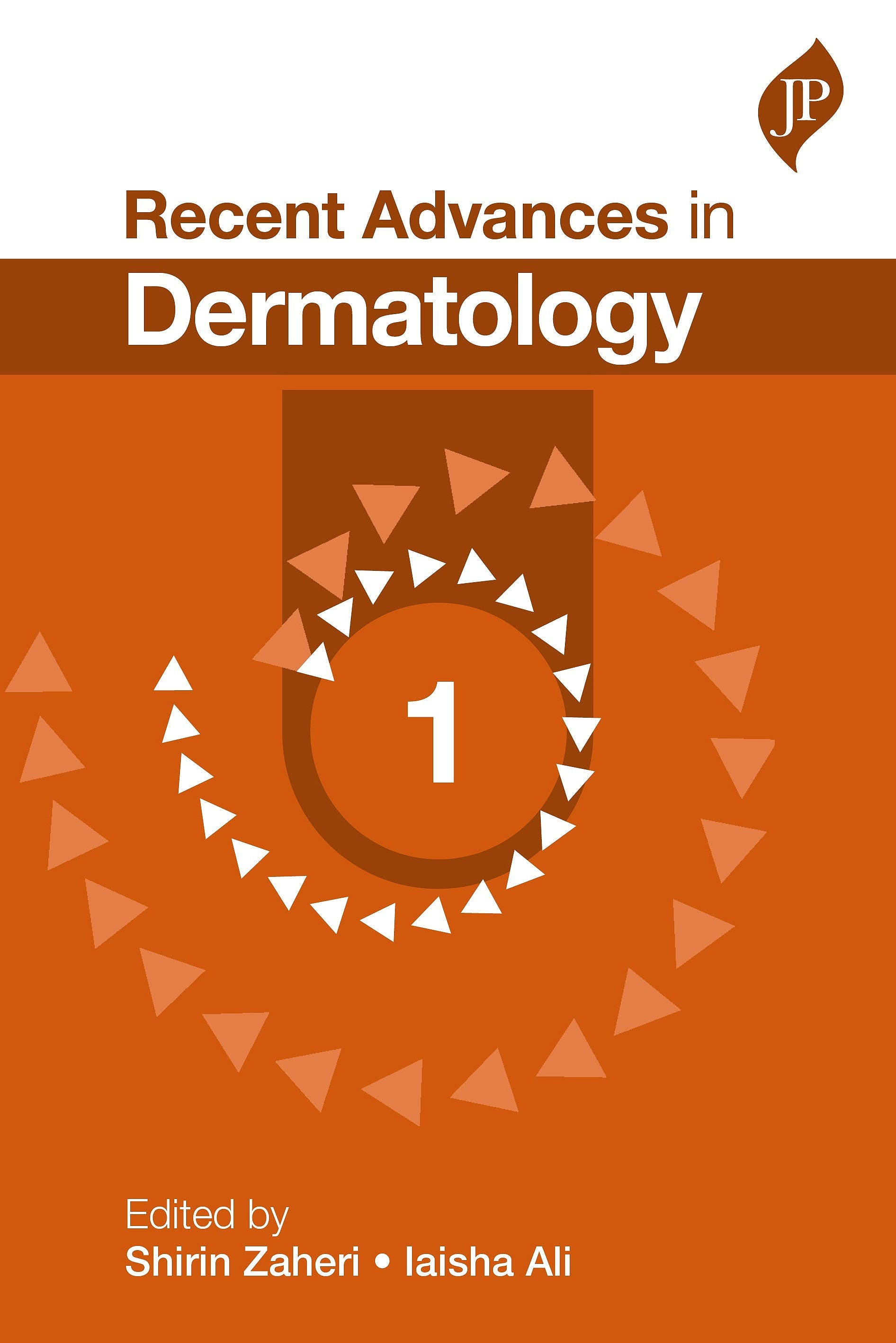Portada del libro 9781909836587 Recent Advances in Dermatology, Vol. 1