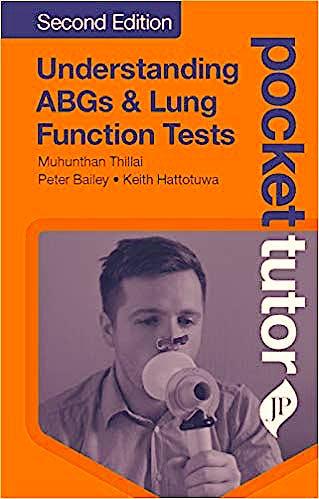 Portada del libro 9781909836853 Pocket Tutor Understanding ABS and Lung Function Tests