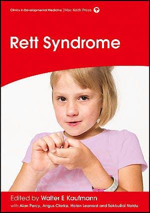 Portada del libro 9781909962835 Rett Syndrome