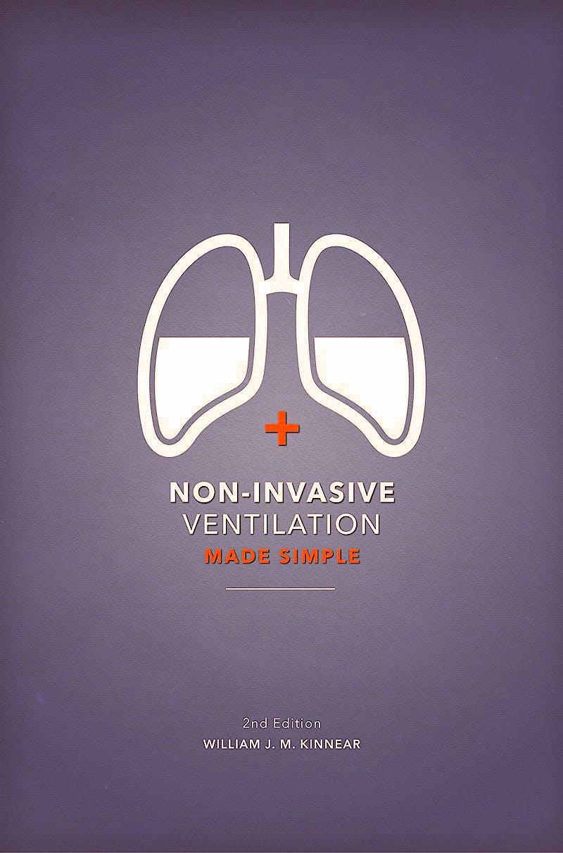 Portada del libro 9781910455005 Non-Invasive Ventilation Made Simple