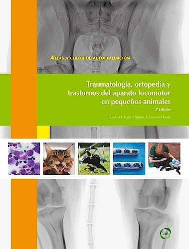 Portada del libro 9781910455180 Traumatología, Ortopedia y Trastornos del Aparato Locomotor en Pequenos Animales