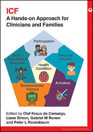 Portada del libro 9781911612049 ICF. A Hands-on Approach for Clinicians and Families