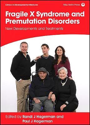 Portada del libro 9781911612377 Fragile X Syndrome and Premutation Disorders. New Developments and Treatments