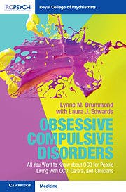 Portada del libro 9781911623755 Obsessive Compulsive Disorder. All You Want to Know about OCD for People Living with OCD, Carers, and Clinicians
