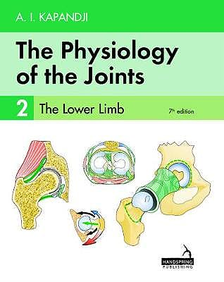 Portada del libro 9781912085606 KAPANDJI The Physiology of the Joints, Vol. 2: The Lower Limb